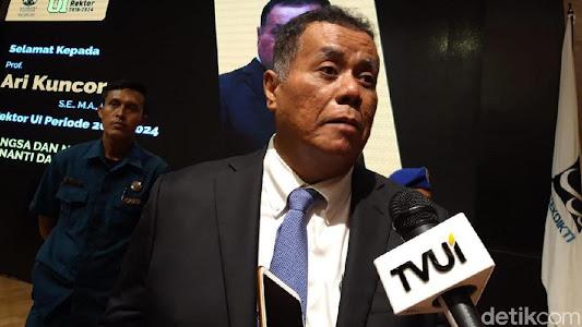 Gaji Ari Kuncoro, Rektor UI yang Rangkap Jabatan Komisaris BRI