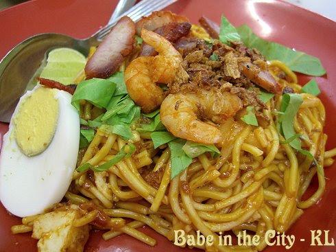 Kek Seng's Fried Mee Jawa