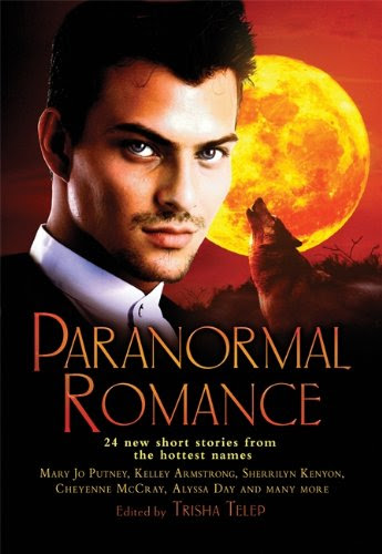 The Mammoth Book of Paranormal Romance (Mammoth Books) by Trisha Telep