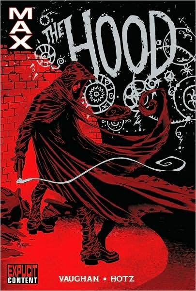 Hood: Blood from Stones cover