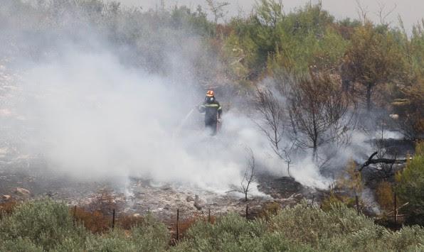 Πυρκαγιά: `Κόκκινος συναγερμός` για αύριο! Ποιες περιοχές κινδυνεύουν!