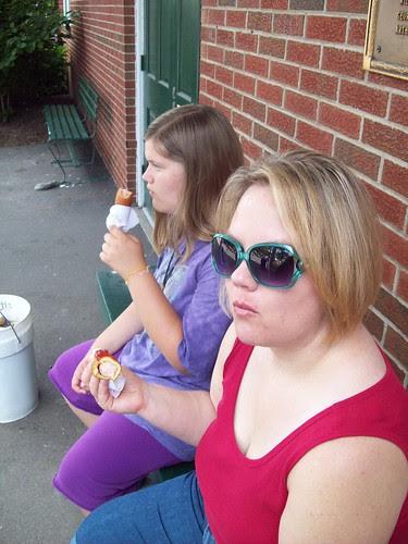 Erie County Fair: The Corndog Girls