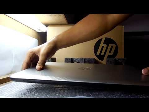 Unboxing & Hands On Review Of Hp Laptop