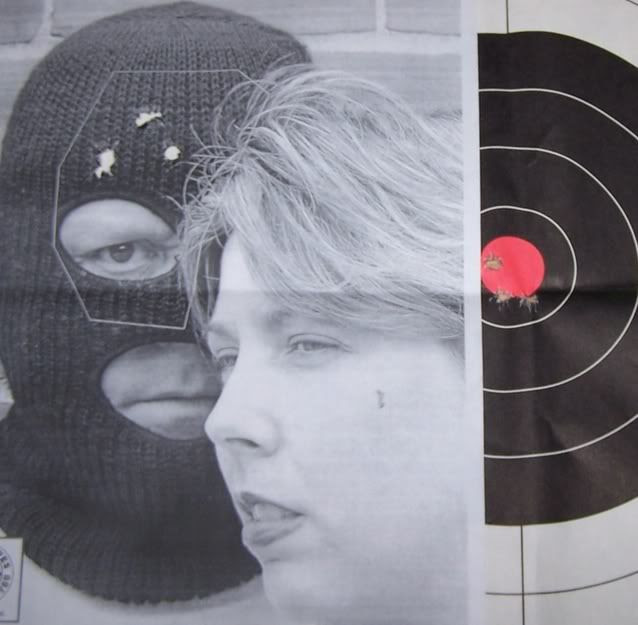 """the """"hostage encounter"""" target"""