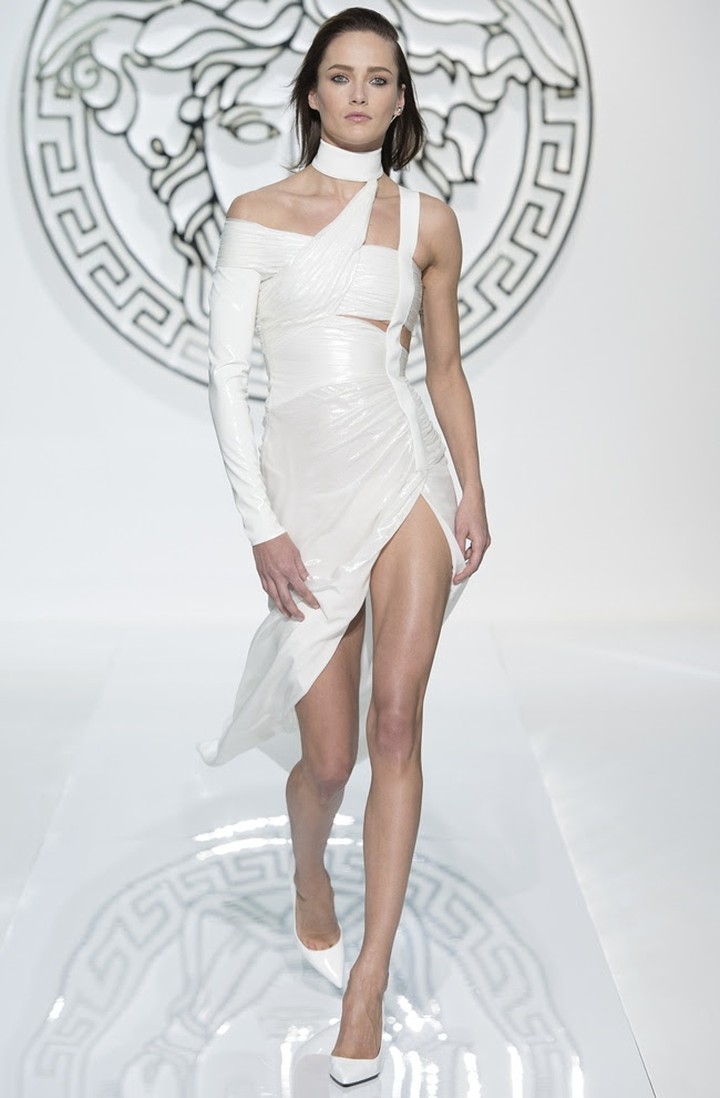 dress6 VERSACE Women's FW1314