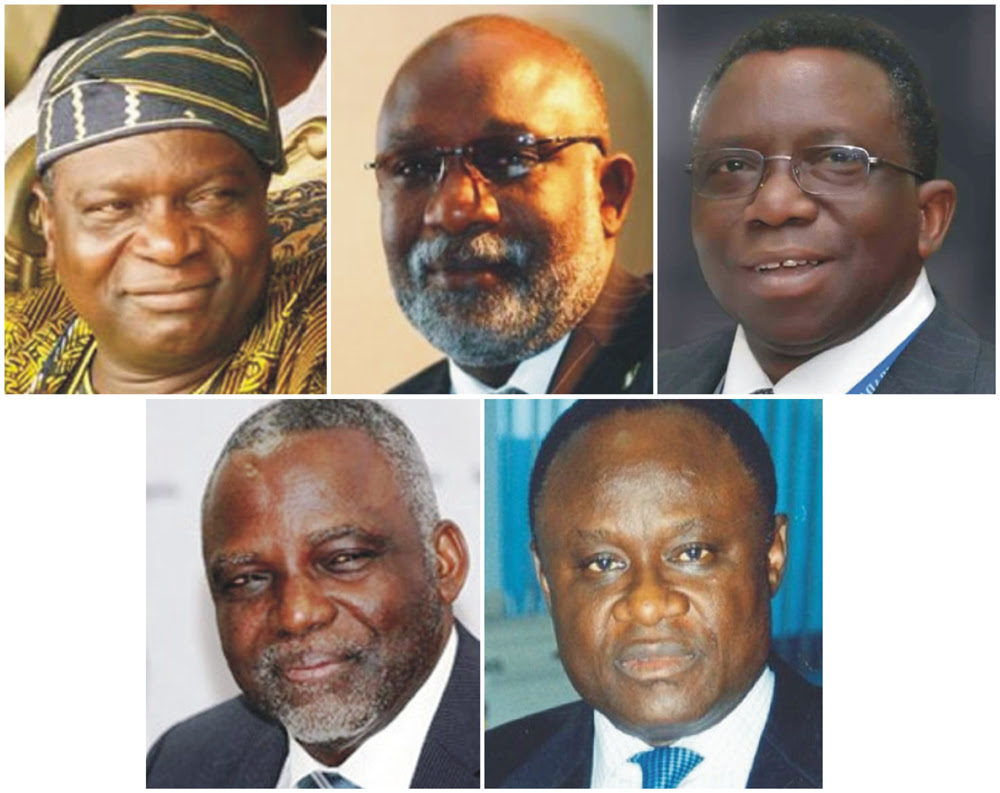 2nd ministerial list: Oyinlola, Akeredolu, ex-UI VC on the card...as Buhari ponders over fresh nominees