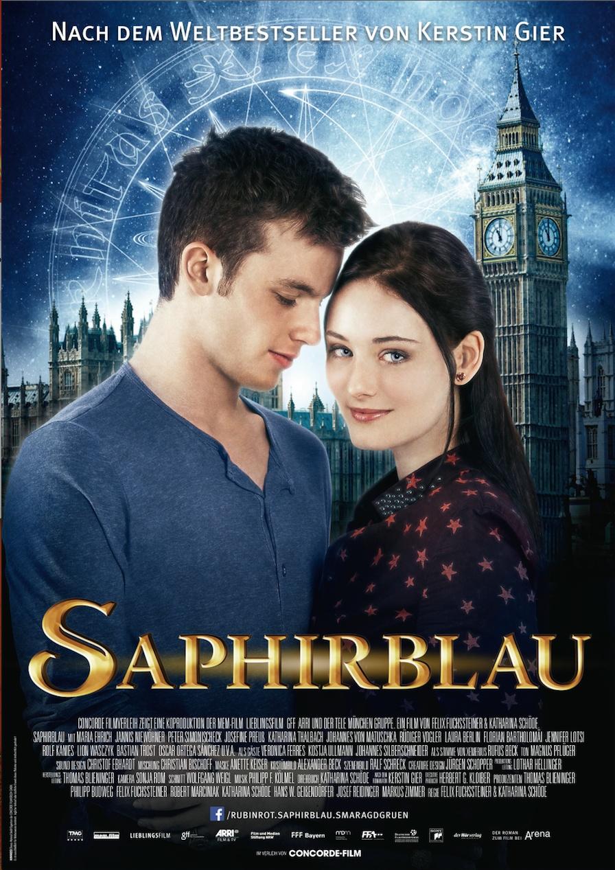 Resultado de imagen de sapphire blue movie