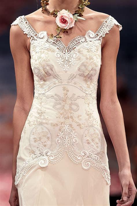 Claire Pettibone 'THALIA' wedding gown   wedding gowns