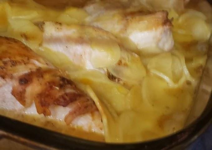 Steps to Make Favorite Mindless chicken dinner