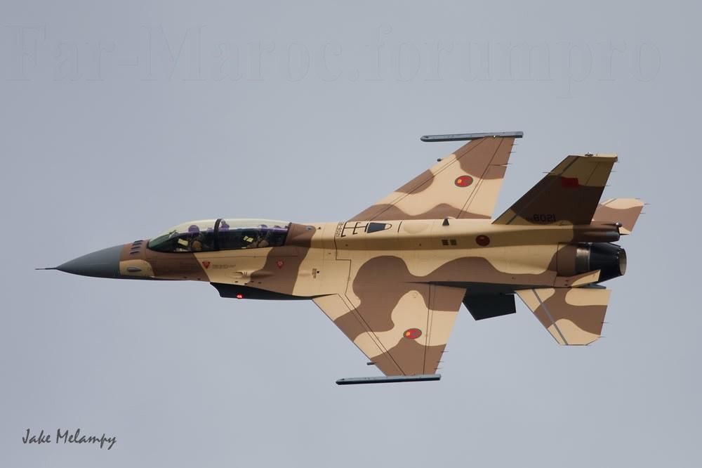 Fuerza Aérea de Marruecos
