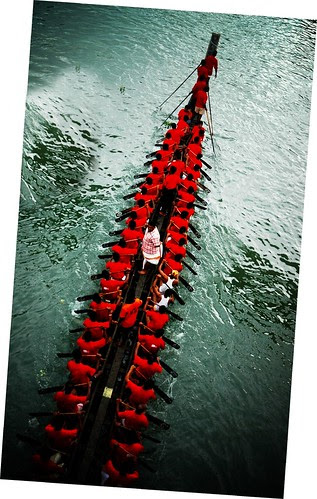 Racing in Red. por Anoop Negi