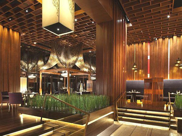 The Luxurious Siam Kempinski Hotel in Thailand