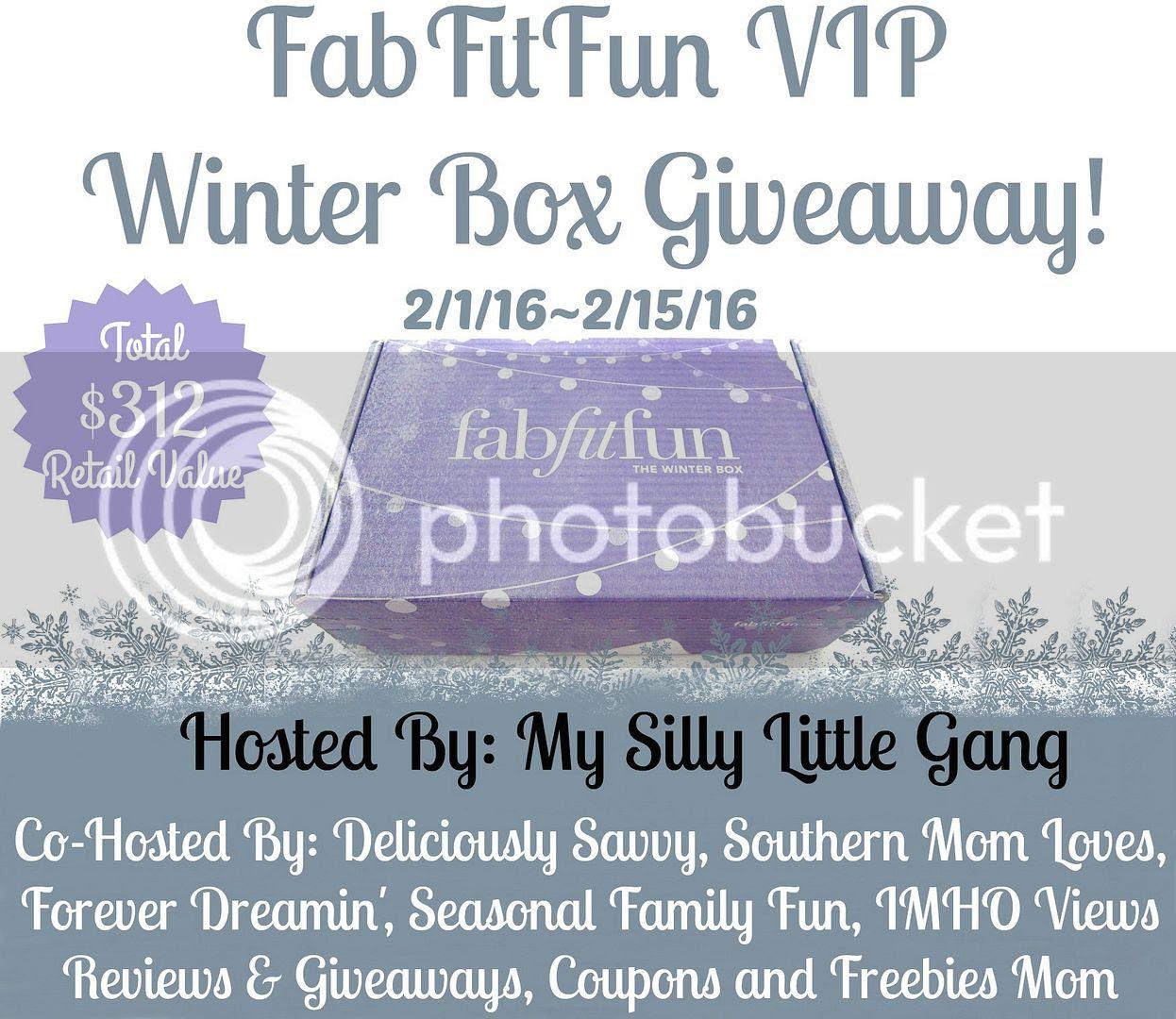 fabfitfun winter box giveaway
