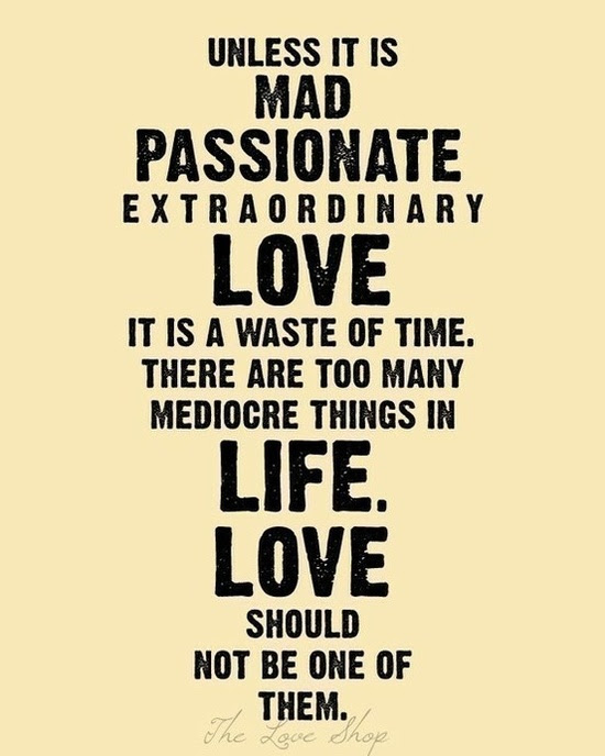 Love Quotes Just Short Of Crazy