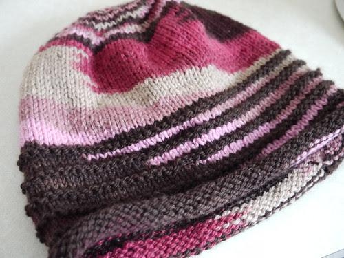 Garter-Ridged Hat