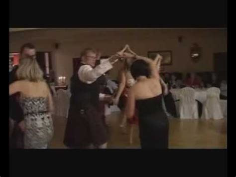 Haste to the Wedding Ceilidh Band   Gay Gordons   YouTube