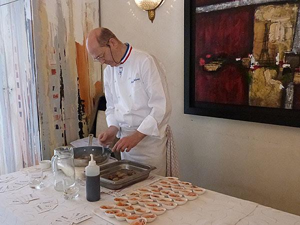 sortie du guide de maîtres cuisiniers de France 8