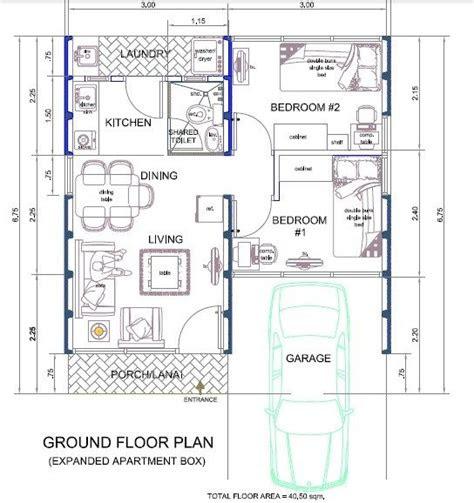 amazing philippine home design floor plans  home