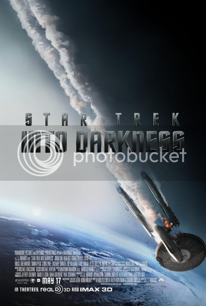 Star Trek Into Darkness photo: Final Poster Star-Trek-Into-Darkness-Final-Poster-Dragonlord.jpg