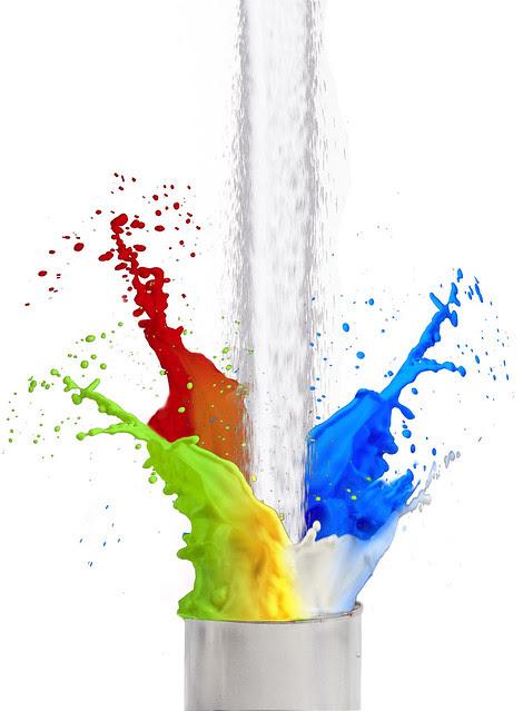 Paint Splash Creation!