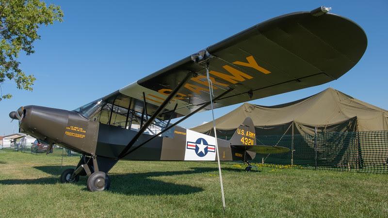 L-21B Piper Super Cub