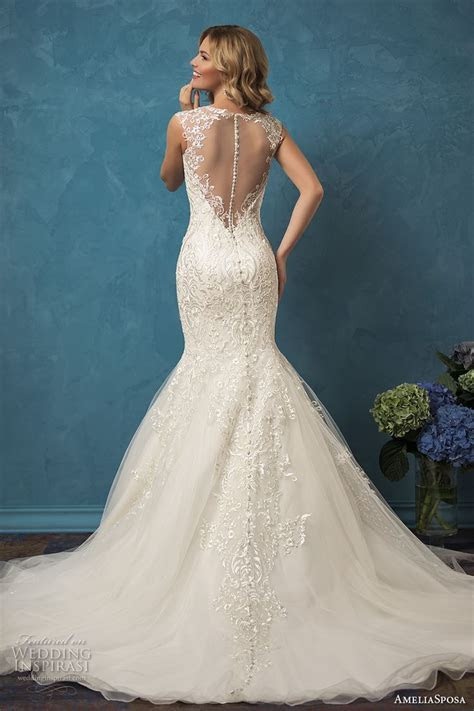 35 Fantastic Ideas of Mermaid Wedding Dresses You Won?t Be