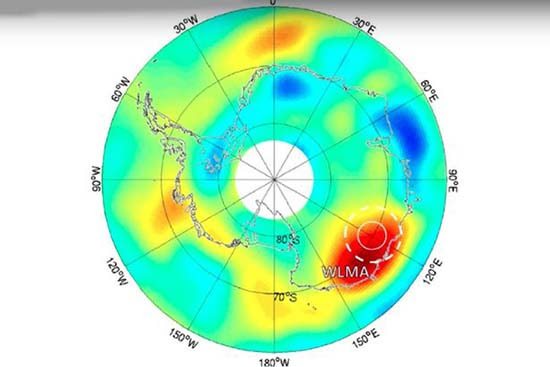Base secreta ovni nazi Antártida