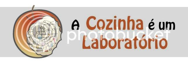 A Cozinha é um Laboratório