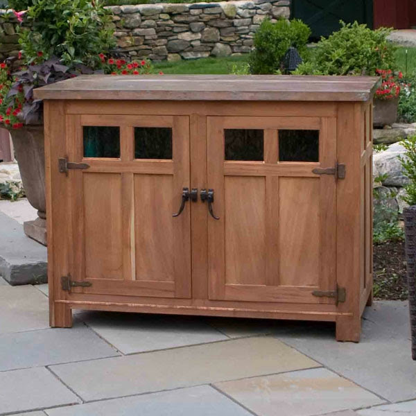 Suchen Sie nach einem Gartenschrank aus Holz?