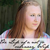 Melissa from The Life of a not so Ordinary Wife