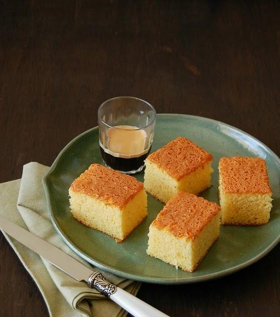 Brazilian Corn Cake Recipe