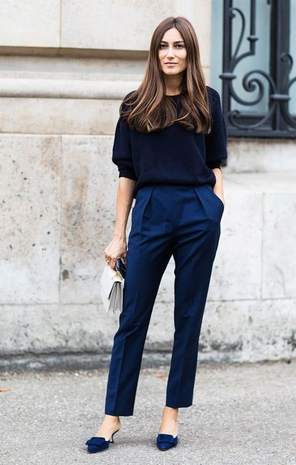 40 trendy business casual work outfits for women