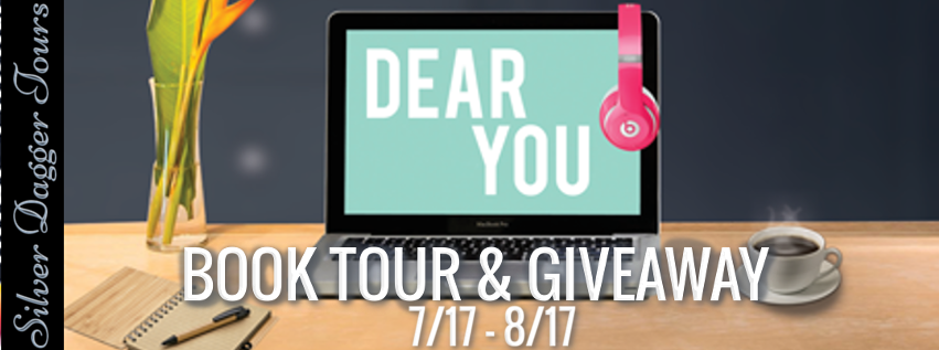 Book Tour Banner for biography, Dear You, by Derra Nicole Sabo with a Book Tour Giveaway