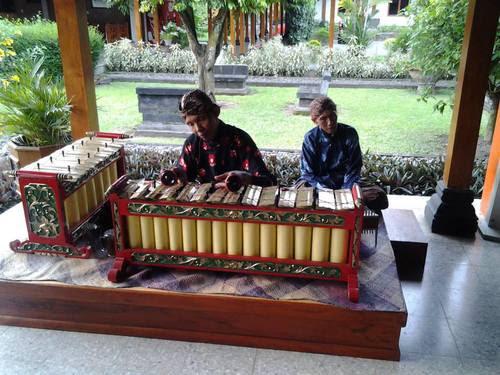Музиканти на рецепцията