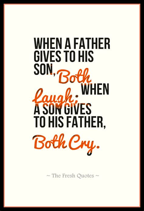 Dad And Son Tamil Quotes