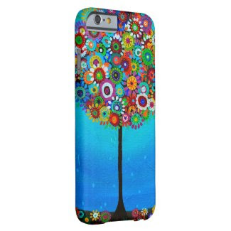 TREE OF LIFE BY PRISARTS BARELY THERE iPhone 6 CASE