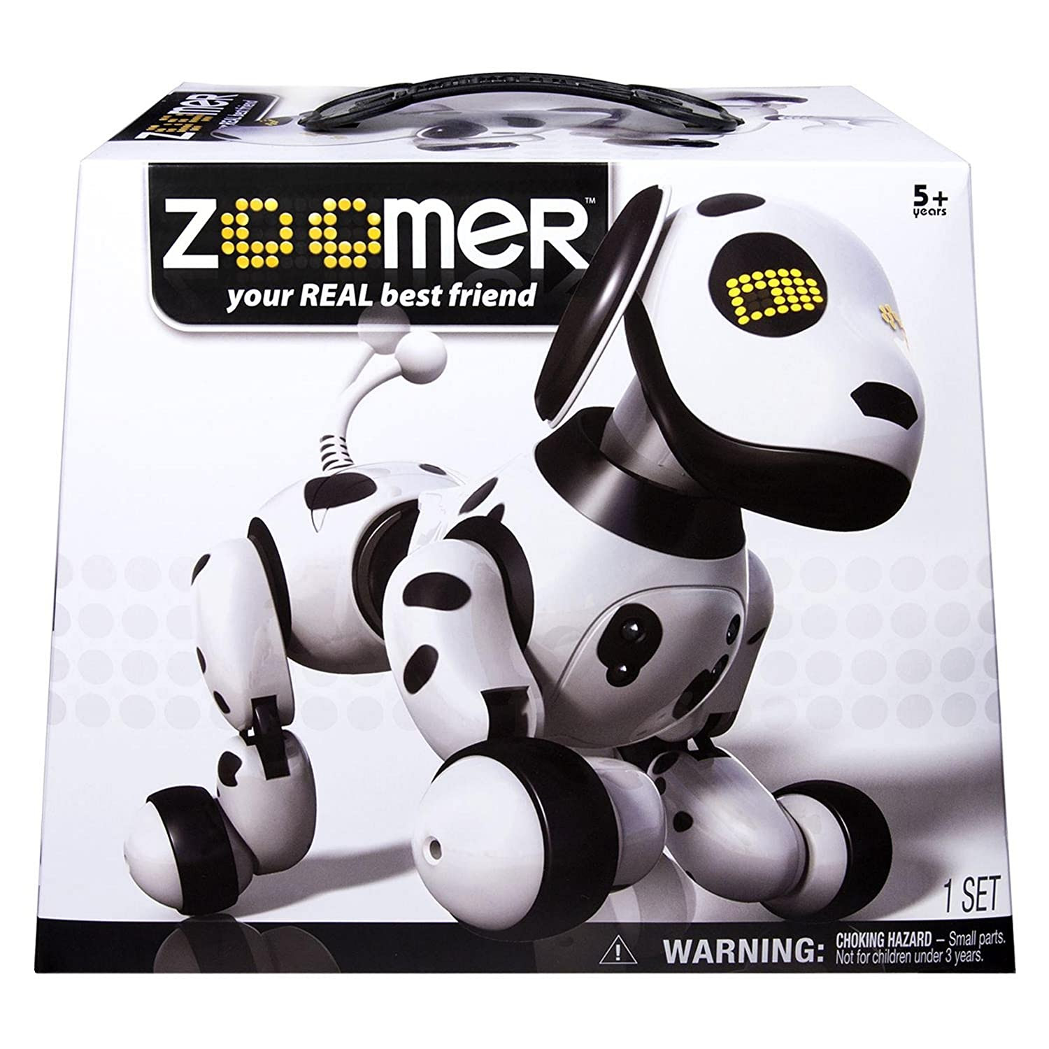 Zoomer The Robot Dog