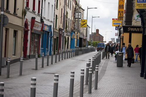 Narrow West Street - Drogheda by infomatique
