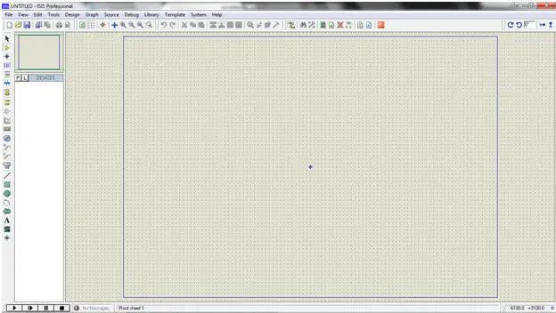 Proteus Design Sheet