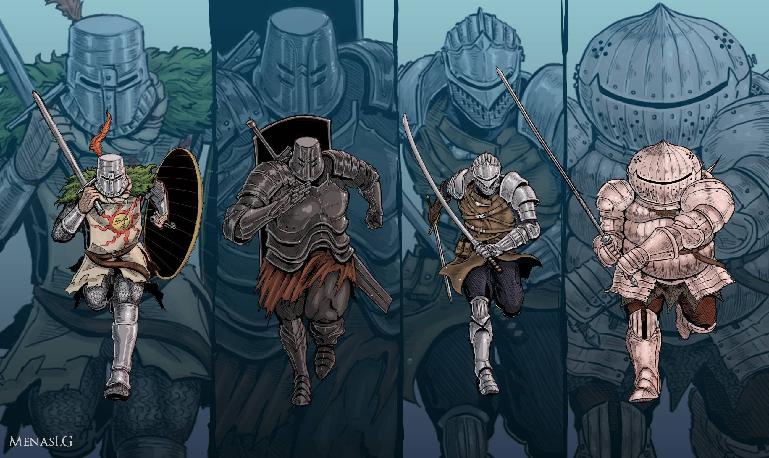 Dark Souls 3 Cartoons Download Free Hd Wallpapers