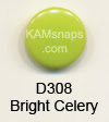 D308 Bright Celery
