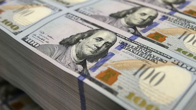 La falsificación de moneda es otra gran fuente de lucro ilícito