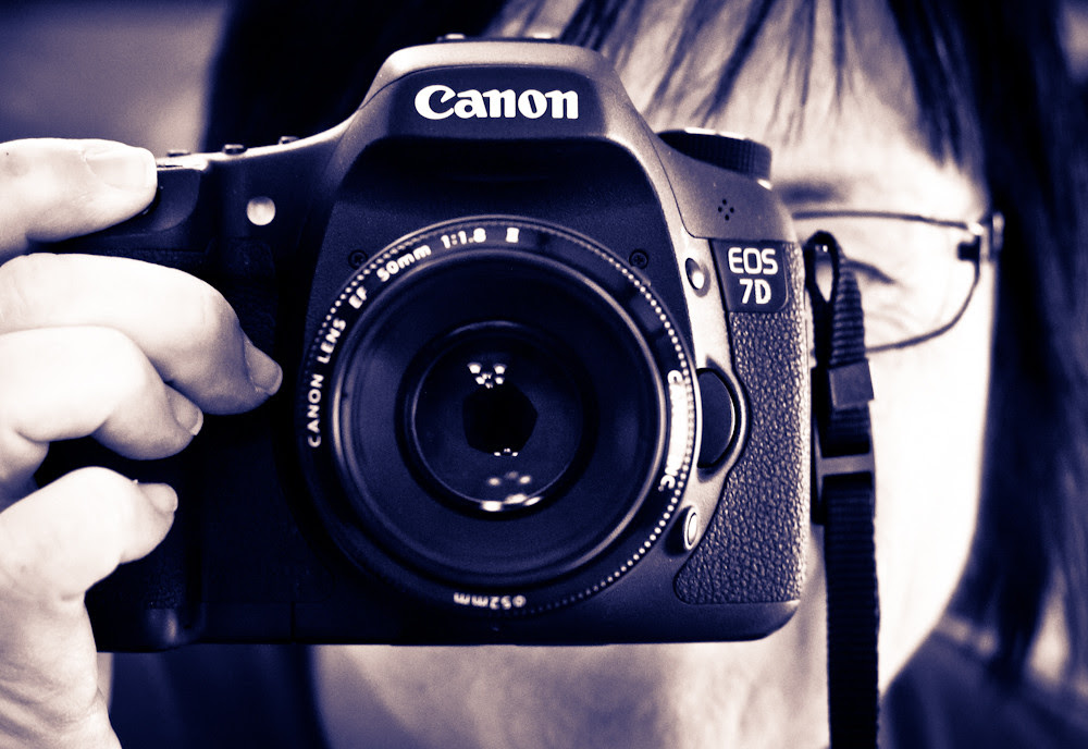 Me and my camera...