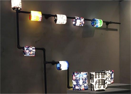 Tecidos de luz dão nova cara à iluminação residencial