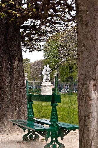 Parisian gardens