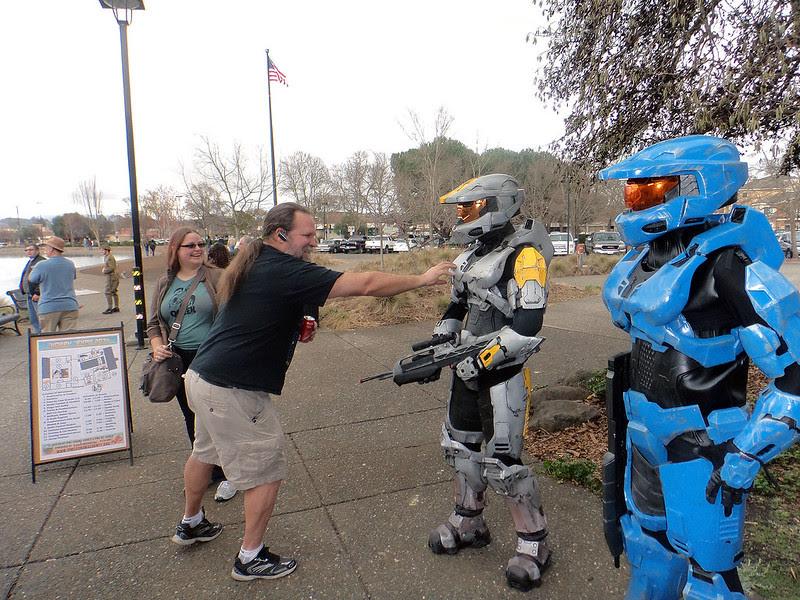 Petaluma Hobby Expo 2014 04