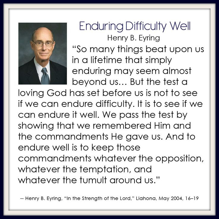Quotes About Enduring To The End 17 Quotes