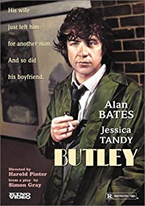 """Cover of """"Butley"""""""