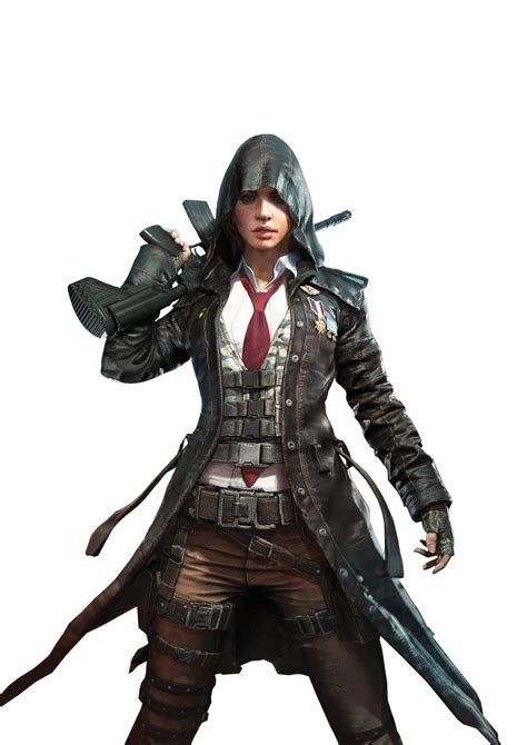 playerunknowns battlegrounds female sniperpubg png