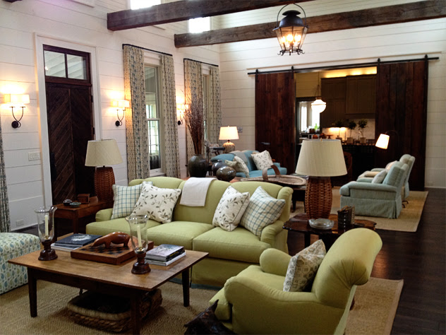Southern Living Idea House 2013 Quarry Fine Goods